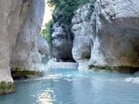 Rivière du Toulourenc Malaucène