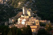 Village de St Montan location de vacances Ardèche