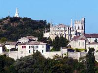 Viviers tourisme ardèche méridionnale